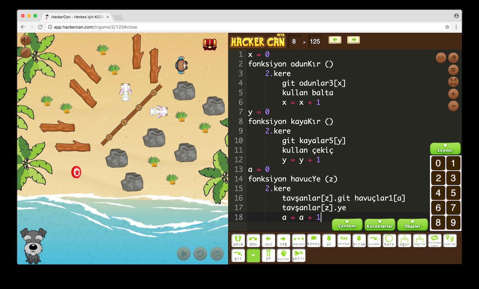Macera Serisi ile Oyun Tabanlı Öğrenme